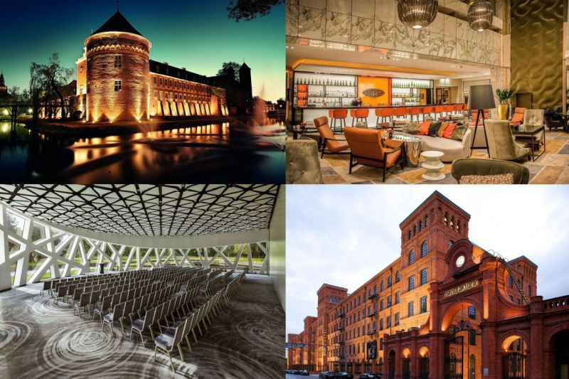 3 obiekty należące do Heritage Hotels Poland wśród 20 najbardziej niesamowitych hoteli w Polsce!