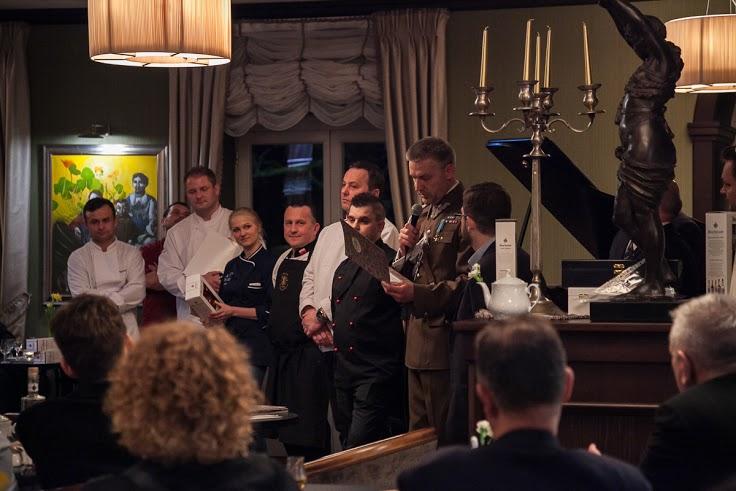 I Konkurs kulinarny Heritage Hotels Poland
