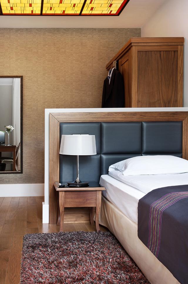 Single room Bed & Coffee